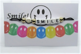 Smile Armband